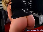 ALLICE MISTRESS has a big ass to show to her viewers