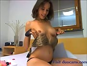 Ellija is a beautiful skinny cam girl